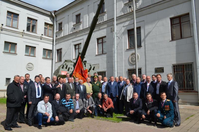 Встреча Екатеринбург 2015 год. Для увеличения нажмите на картинку. В